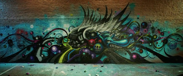 Street Art Documentary – Chevy Sonic